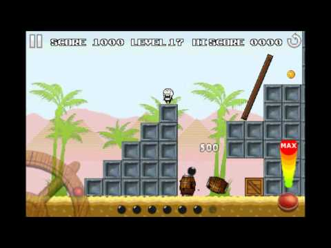 Catapult: Absolute Madness iPhone Trailer
