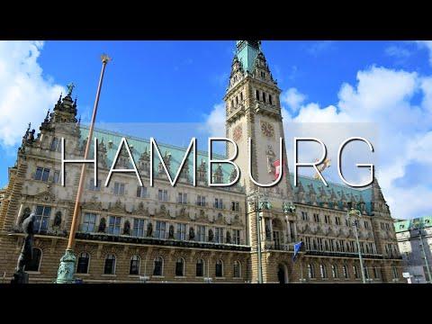 Vlog #29: Hamburg, Germany || FIRST FREE WALKING TOUR