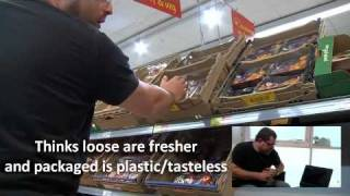 Shopper Insight Film: Part 1 - Market Research