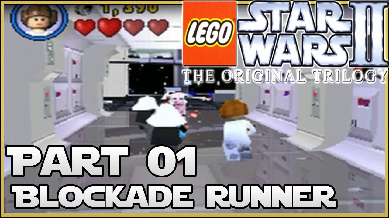 LEGO Star Wars II Original Trilogy DS