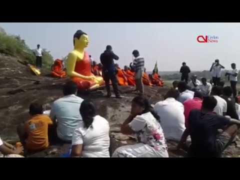 New Buddha statue causes tension in Amparai