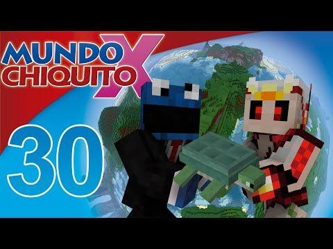 Mundo Chiquito X Ep 30 - Estás atrapratdoor