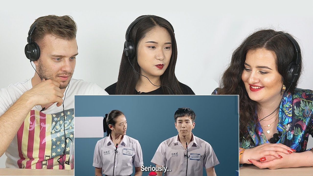 Foreigners React to 'Bad Genius'   Thai Movie Trailer