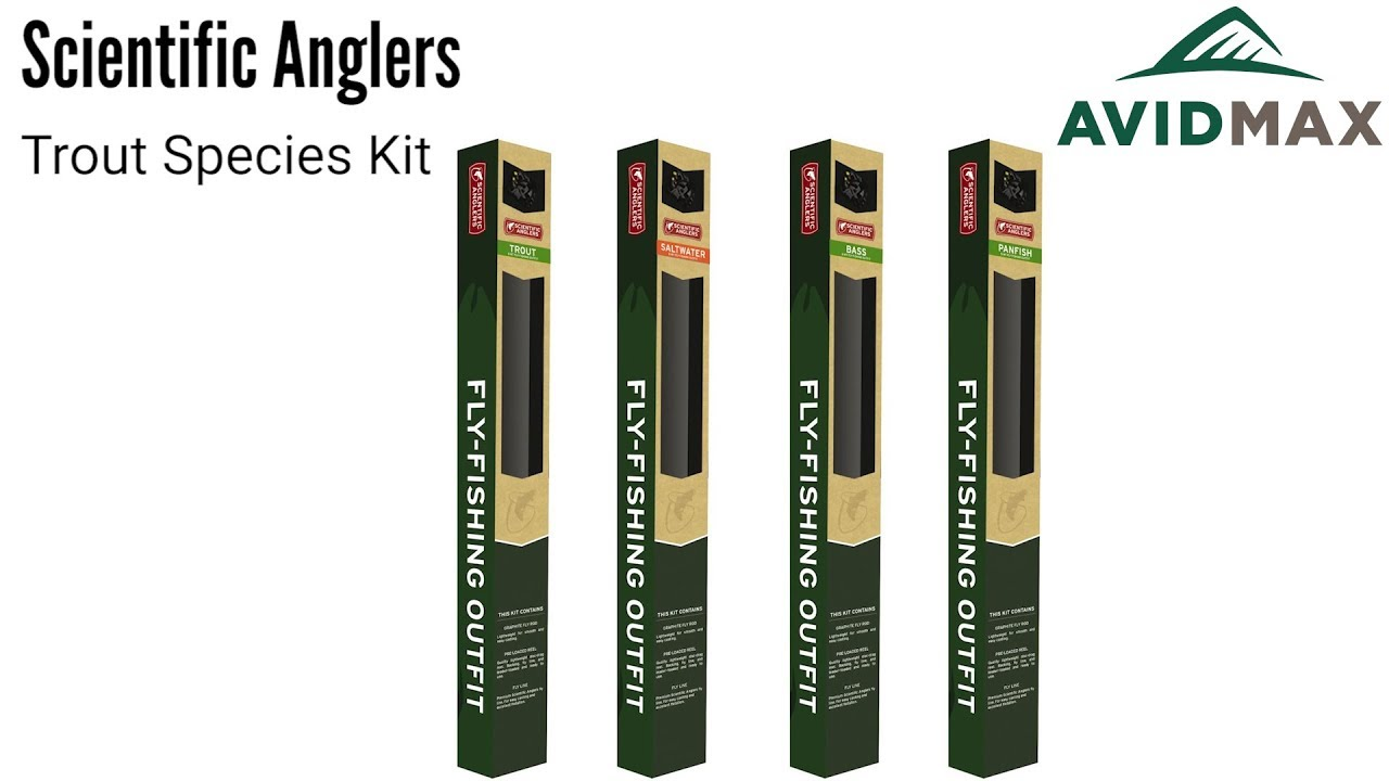 53027563b Scientific Anglers Trout Species Kit Review