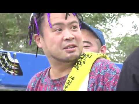 KENTHE390 vs NAIKA MC/戦極SUN SET(2016.9.04)
