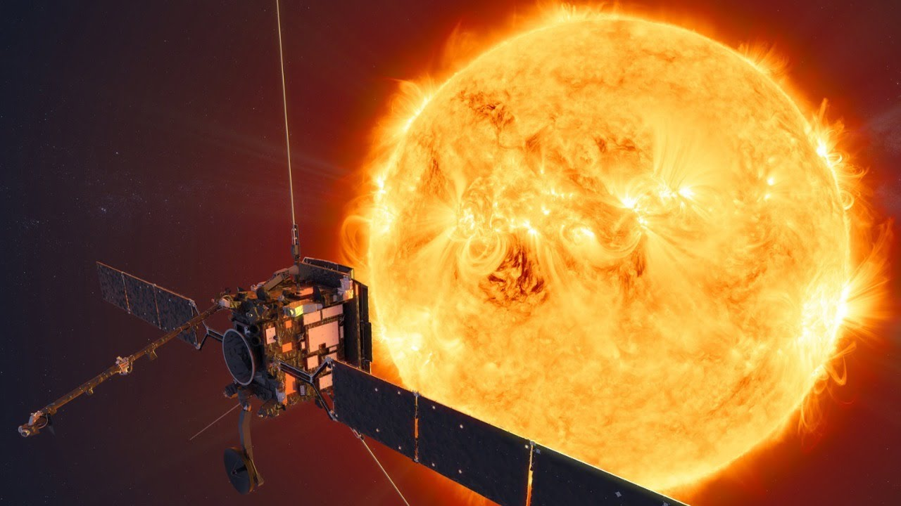 Coming up: Space agencies reveal closest images ever taken of the sun - The Telegraph