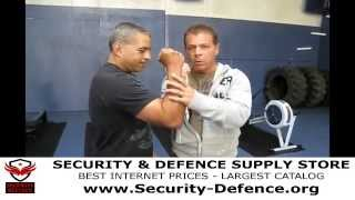 Self Defence Tutorial Strikes With Your Elbow