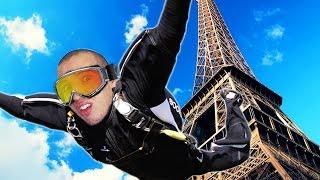 SAUTONS DE LA TOUR EIFFEL ! | The Saboteur