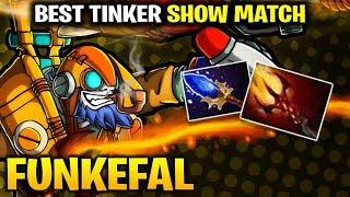 FUNKEFAL BEST TINKER SHOW MATCH