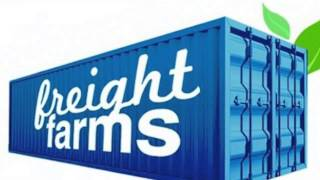 Freight Farms Allow Anyone to Grow Food Anywhere in Recycled Shipping Containers