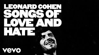 Leonard Cohen - Avalanche (Official Audio)