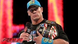 WWE Hall of Famer Bret Hart introduces John Cena's next challenger: Raw, May 4, 2015 thumbnail