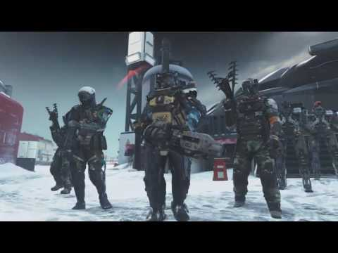 Call of Duty Infinite Warfare Gameplay Sound only no chat