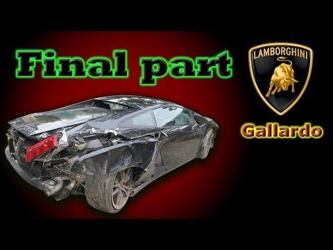 Master Mechanic Begins Mission To Repair Wrecked Gallardo [UPDATE]