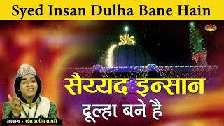 Syeed Insan Dulha Bane Hai - Rais Anis Sabri Mp3 Qawwali Songs - Sonic Islamic