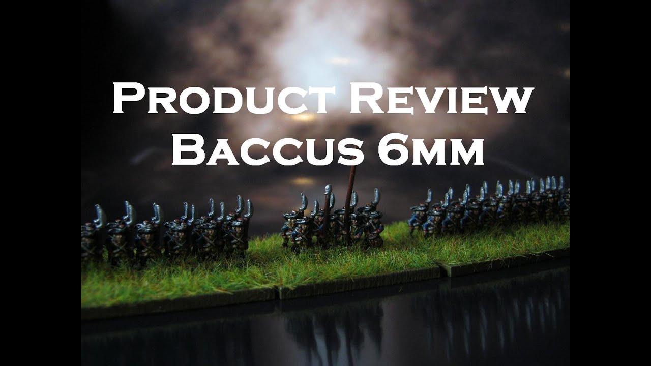 Baccus 6mm - PageBD Com