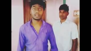 polladhavan mass dialogue done by nithish Dubsmash