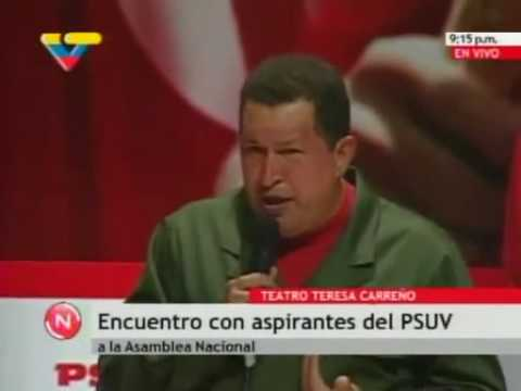 Chávez: Hay que actuar contra Noticiero Digital (y Globovisión)