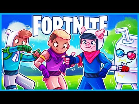 CRACK-A-DA-BOW-DOO-DOO In Fortnite: Battle Royale! (Fortnite Funny Moments & Fails)