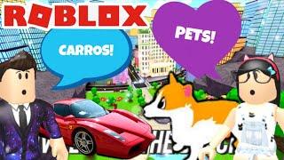 ROBLOX: FREE! NEW BLOXBURG?! (Robloxia World)