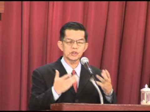 អណរដែលបានត្រឡប់រស់នៅជាគ្រីស្ទបរិសទ័រ - Rev. Taing Vek Huong - Phnom Penh New Life Church