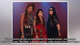 """Baixar Pitty revela capa do single """"Contramão"""""""