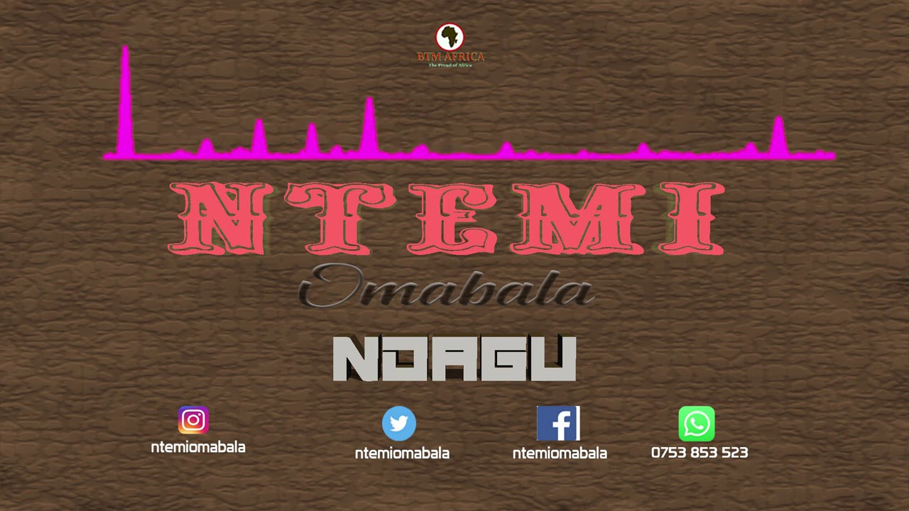 Download Ntemi Omabala_ Ndagu Official Audio (Visualizer) Produced by Mostone