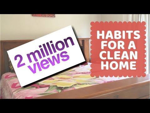 10 Everyday Habits To Keep Your House Clean Clutter Free My Daily Cleaning Routine