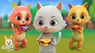 Nursery Rhymes Playlist for Children: Three Little Kittens   Baby Songs to Dance