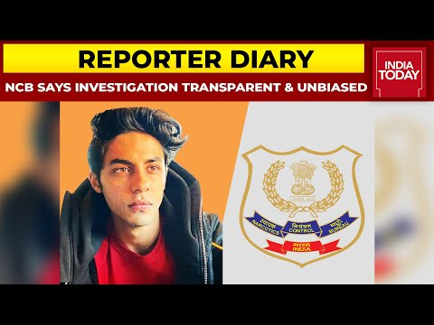 Aryan Khan's Arrest: NCB Says Investigation Transparent & Unbiased   Breaking News