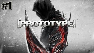 Prototype: Gameplay Detonado - #1 Hard Mode (PT/BR)