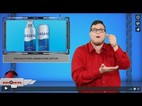 Coca-Cola To Sell Dasani In Cans, Bottles (8.14.19)