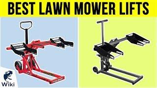 9 Best Lawn Mower Lifts 2019