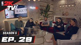 Heat Check Gaming NBA 2K League Interview & April Fools Special - NBA 2KTV S5. Ep. 29