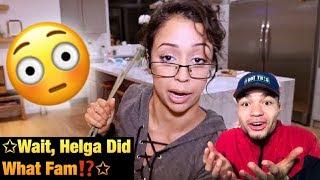 "LIZA KOSHY (Omg!😂) ""73 Questions w/Helga"" Vogue Parody REACTION !!"