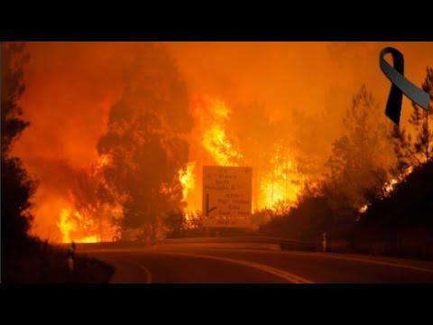 Incêndio Pedrógão Grande   Imagens e Vídeos