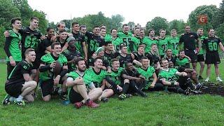 """Десантники армії США зіграли в американський футбол з львівськими """"Левами"""""""