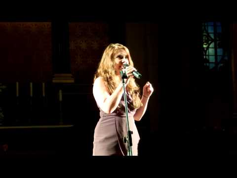 In Short from Edges sung by Rosie Ladkin at Westend Fests