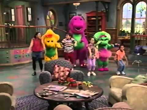 Barney & Friends: Happy Dancin' Feet (also known as Dance wi