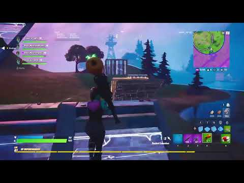 #Fortnite Merry Minty Pickaxe Giveaway!(On The Road To 500 Subscribers)