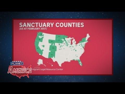 Donald Trump And Sanctuary Cities