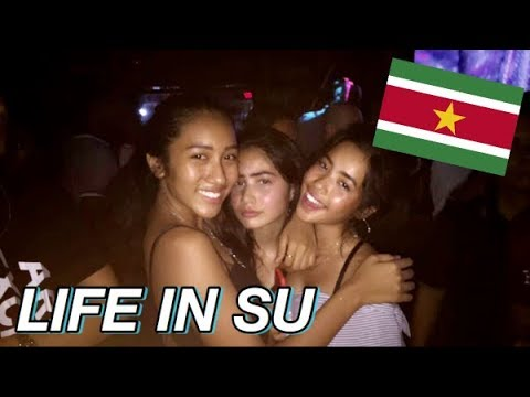 LIFE IN SURINAME // birthday vlog