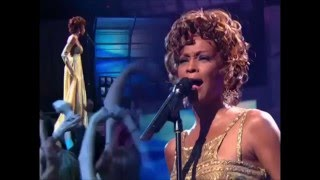 Whitney houston performing 'i will always love you' live at the 16th annual world music awards in 2004 - high quality sound