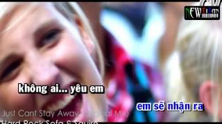 [ Karaoke HD ] Anh Khác Hay Em Khác Remix - Khắc Việt