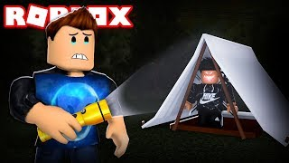 THE END OF THE CAMPAIGN IN ROBLOX !! OMG (Camping)