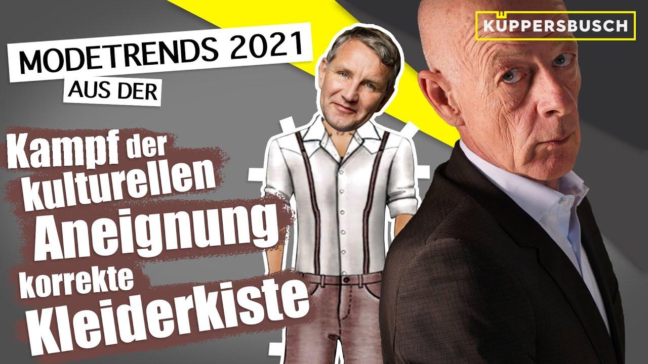 Political-Correct-Fashion 2021 – Küppersbusch TV