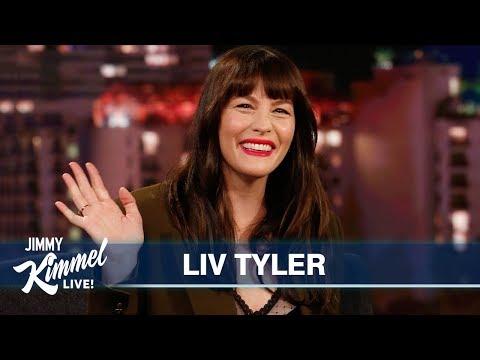 Liv Tyler on Living in England, Her Dad Steven Tyler & New Show