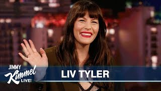 Liv Tyler on Living in England, Her Dad Steven Tyler & New Show