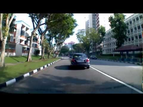 Clown Driver - Nissan Teana SKB8271R Part 2
