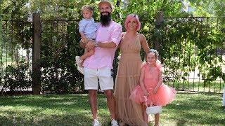 משפחת טרסוב מתחתנת! 💍 אמה ומיילו השושבינים הכי חמודים בארץ 😍 טרסובלוג מורן טרסוב